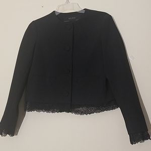 Zara Basic Collection Career Blazer Size M